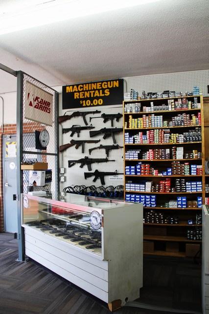 Bulls Eye Indoor Range Gun Shop Lawrenceville Georgia Class