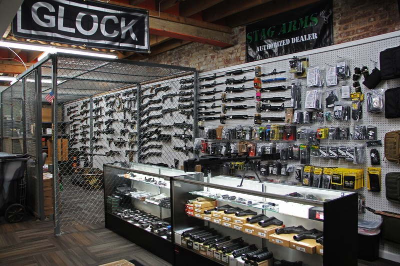 Bulls Eye Indoor Range Amp Gun Shop Lawrenceville Georgia